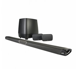 Polk Audio MagniFi MAX SR sistema home cinema 5.1 canali 400 W Nero