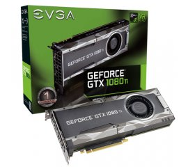 EVGA 11G-P4-5390-KR scheda video GeForce GTX 1080 TI 11 GB GDDR5