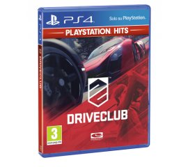 SONY PS4 DRIVECLUB - PS HITS