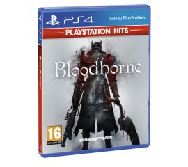 Sony PS4 Hits Bloodborne