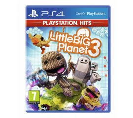SONY PS4 LITTLE BIG PLANET 3 - PS HITS