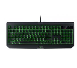 RAZER BLACKWIDOW ULTIMATE TASTIERA GAMING BLACK/GREEN