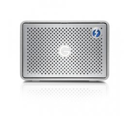 G-Technology G-RAID Enclosure HDD Argento