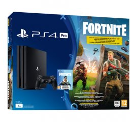 Sony PS4 Pro 1TB + Fortnite Nero 1000 GB Wi-Fi