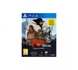 505 GAMES PS4 THE BANNER SAGA TRILOGY- BONUS EDITION