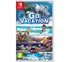 Nintendo Go Vacation, Switch Nintendo Switch Basic Inglese, ITA