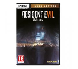 CAPCOM PC RESIDENT EVIL 7 BIOHAZARD GOLD EDITION