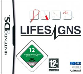 JoWood Lifesigns: Hospital Affairs, NDS ITA Nintendo DS