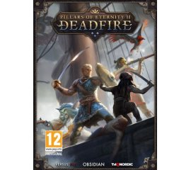 THQ NORDIC PC PILLARS OF ETERNITY II: DEADFIRE