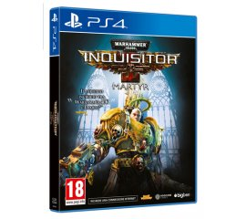Bigben Interactive Warhammer 40,000: Inquisitor ? Martyr, PS4 PlayStation 4 Basic ITA