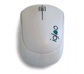 IGLOO MOUSE 3 TASTI WIRELESS WHITE