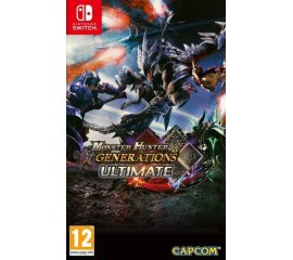 CAPCOM NINTENDO SWITCH MONSTER HUNTER GENERATIONS ULTIMATE VERSIONE ITALIANA