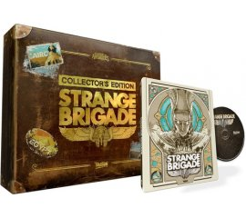 SOLD OUT PS4 STRANGE BRIGADE COLLECTOR'S EDITION VERSIONE ITALIANA