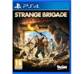SOLD OUT PS4 STRANGE BRIGADE VERSIONE ITALIANA
