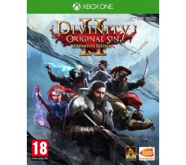 BANDAI NAMCO Entertainment Divinity Original Sin 2 Definitive Edition, Xbox One videogioco Inglese