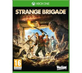 SOLD OUT XBOX ONE STRANGE BRIGADE VERSIONE ITALIANA