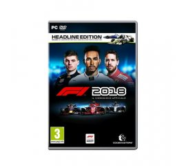 CODEMASTERS PC F1 2018 - HEADLINE EDITION