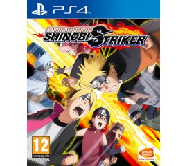 NAMCO PS4 NARU TO BORUTO: SHINOBI STRIKER - UZMAKI EDITION COLLECTOR'S