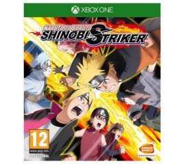 NAMCO XBOX ONE NARU TO BORUTO: SHINOBI STRIKER - UZMAKI EDITION COLLECTOR'S