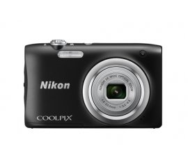 "COOLPIXA100BLACK FOTO DIG. 2.7""20.1MP 5X VID.720P NERO"