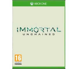 SOLD OUT XBOX ONE IMMORTAL: UNCHAINED