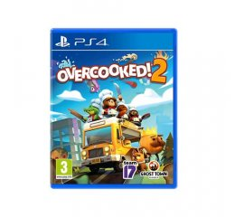GHOST TOWN GAMES PS4 OVERCOOKED! 2