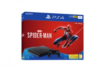 Sony PS4 1TB + Marvel's Spider-Man