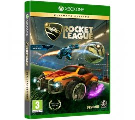 WARNER BROS XBOX ONE ROCKET LEAGUE ULTIMATE EDITIO