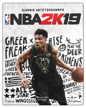 Take-Two Interactive NBA 2K19 Steelbook Edition, PS4 videogioco PlayStation 4