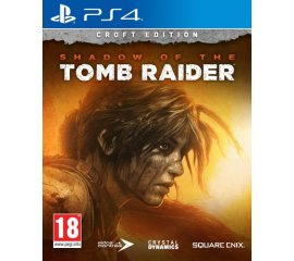 SQUARE-ENIX PS4 SHADOW OF THE TOMB RAIDER - CROFT EDITION