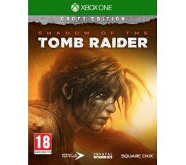 SQUARE-ENIX XBOX ONE SHADOW OF THE TOMB RAIDER - CROFT EDITION