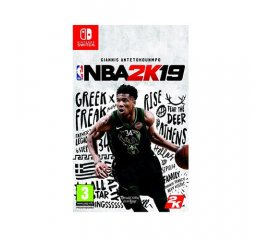 TAKE 2 SWITCH NBA 2K19 VERSIONE EUROPA