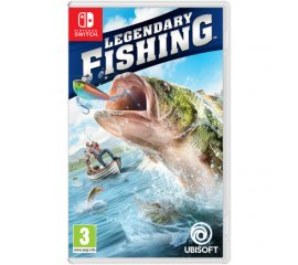 UBISOFT SWITCH LEGENDARY FISHING