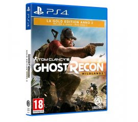 UBISOFT PS4 GHOST RECON: WILDLANDS ANNO 2 - GOLD EDITION