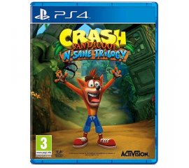 ACTIVISION BLIZZARD PS4 CRASH BANDICOOT N.SANE TRI