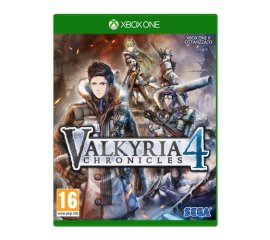 SEGA XBOX ONE VALKYRIA CHRONICLES 4