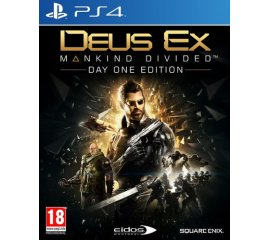 Square Enix Deus Ex: Mankind Divided Day One Edition PS4 Base+DLC PlayStation 4