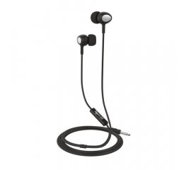 Celly UP500BK cuffia e auricolare Connettore 3.5 mm Nero