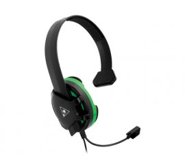 Turtle Beach Recon Chat Cuffia Padiglione auricolare Connettore 3.5 mm Nero, Blu