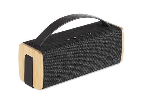 The House Of Marley Riddim BT Mini Altoparlante portatile mono Nero, Legno 2