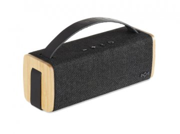 The House Of Marley Riddim BT Mini Altoparlante portatile mono Nero, Legno