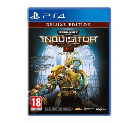 Bigben Interactive Warhammer 40,000 Inquisitor Martyr PlayStation 4 Deluxe Inglese, Francese