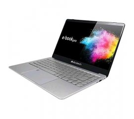"MICROTECH ULTRABOOK E-BOOK PRO 14.1"" N5000 1.1GHz RAM 8GB-eMMC 32GB-WINDOWS 10 PROFESSIONAL ITALIA SILVER (EB14WIP32/W2)"