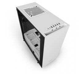 NZXT S340 Elite Midi Tower Bianco