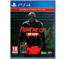 Digital Bros Friday the 13th - The Game, Ultimate Slasher Edition, PS4 videogioco PlayStation 4