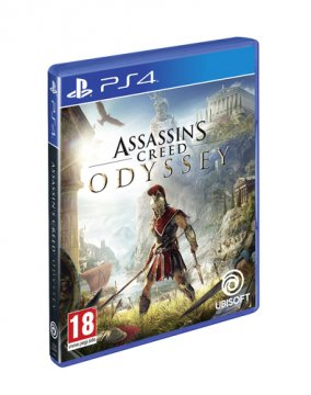 UBISOFT PS4 ASSASSIN'S CREED ODISSEY