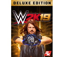TAKE TWO XBOX ONE WWE 2K19 DELUXE EDITION