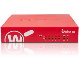 WatchGuard Firebox Competitive Trade In to T55 + 3Y Basic Security Suite (WW) firewall (hardware) 1000 Mbit/s