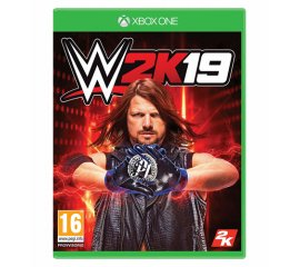 TAKE 2 XBOX ONE WWE 2K19