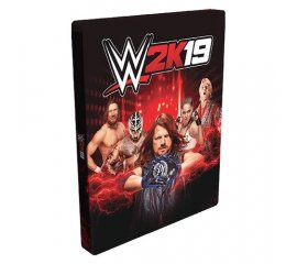 Take-Two Interactive WWE 2K19 Steelbook Edition, PS4 videogioco PlayStation 4